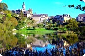 Fontaines d'Escot - Beautiful Pyrenean villages.