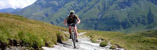 Mountain biking in the Pyrenees!